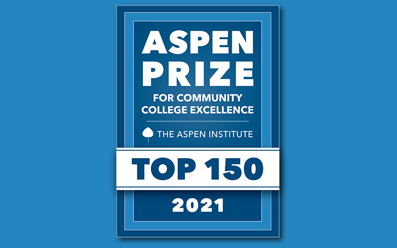 Aspen Institute Names Southwest Texas Junior College as a Top 150 U.S. Community College Eligible for 2021 Aspen Prize