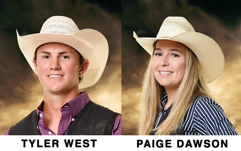 SWTJC rodeo athletes qualify for College National Finals