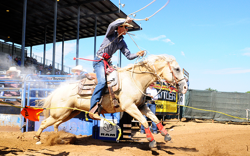 SWTJC rodeo team has successful weekend